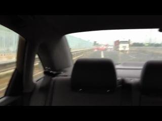 Разбили Ferrari 458